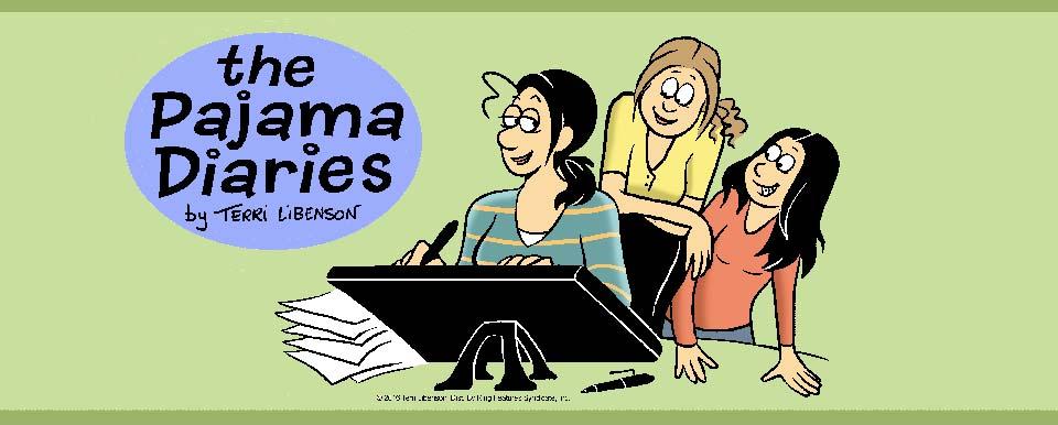 Pajama Diaries